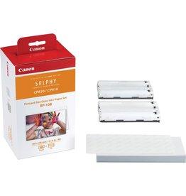 Canon RP-108 Encre couleur haute capacité /paquet papier pour SELPHY CP910 appareil imprimeur