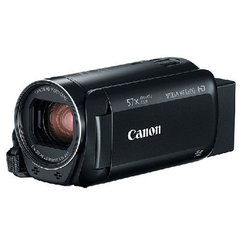 Canon VIXIA HF R800 Camcorder kit with 8 GB card and case