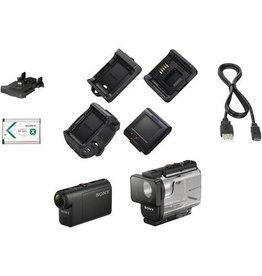 Sony HDR-AS50R  ActionCam avec télécommande Live-View