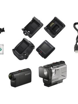 Sony HDR-AS50R  HD Action cam with Live-View Remote