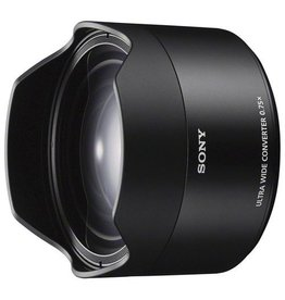 Sony SEL075UWC - Convertisseur