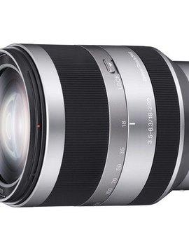 Sony SEL18200 - Zoom objectif 18 mm - 200 mm - f/3.5-6.3 OSS  Sony E-mount
