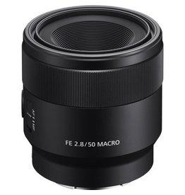 Sony SEL50M28 - Macro objectif - 50 mm - f/2.8 - Sony E-mount