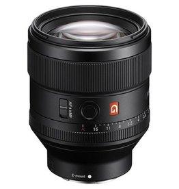Sony SEL85F14GM - objectif - 85 mm - f/1.4 GM - Sony E-mount