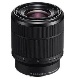 Sony SEL2870 - Zoom lens - 28 mm - 70 mm - f/3.5-5.6 FE OSS - Sony E-mount