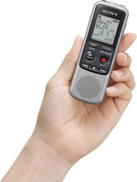 Sony ICD-BX140 Digital Voice recorder - 4GB