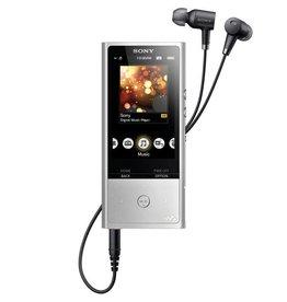 Sony NW-ZX100HN -Hi-Res Walkman Digital Music Player - Silver