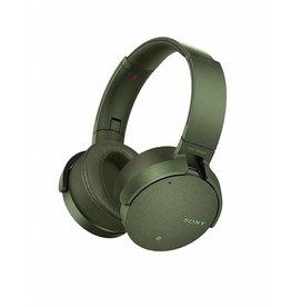 Sony MDR-XB950N1 - Casque sans fil à réduction de bruit  EXTRA BASS-Vert