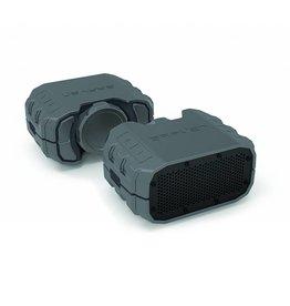 Braven BRV1SGG BRV-1S Series Waterproof Bluetooth Speaker, Gray