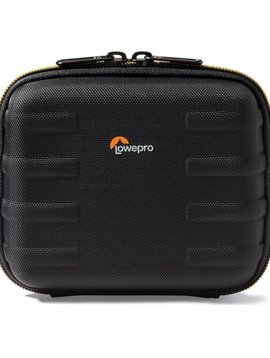 Lowepro Santiago 30 II Camera Bag - Hard Shell Case for Your Pint and Shoot, GoPro® Or Action Video Camera
