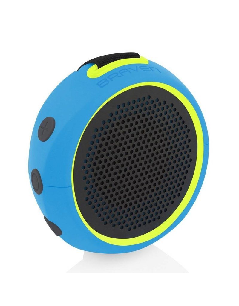Braven  B105CYE 105 Series Portable Waterproof Bluetooth Speaker, Energy