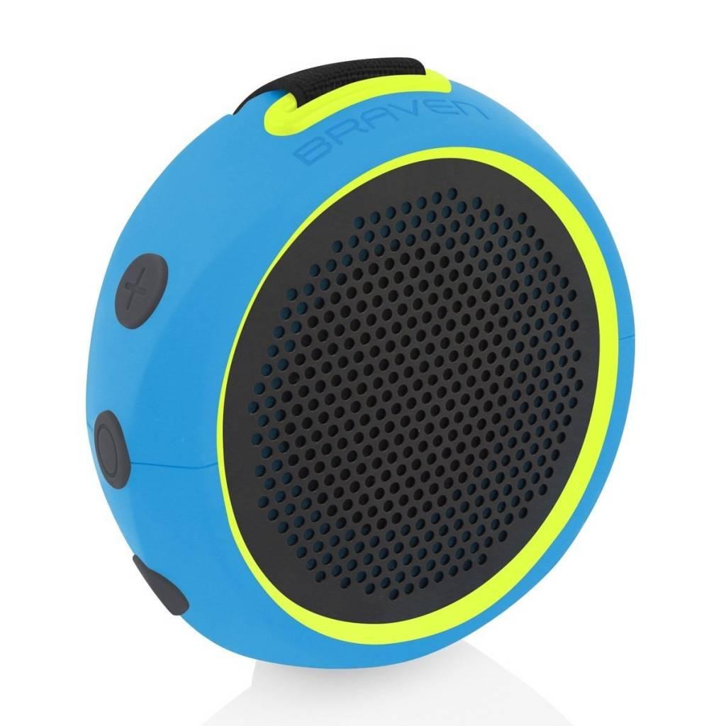 Braven  B105CYE 105 Series Portable Waterproof Bluetooth Speaker, Energy