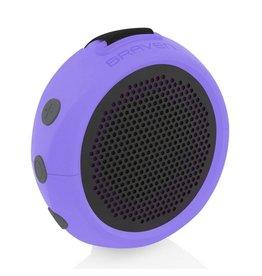 Braven B105PGG 105 Series Portable Waterproof Bluetooth Speaker, Periwinkle