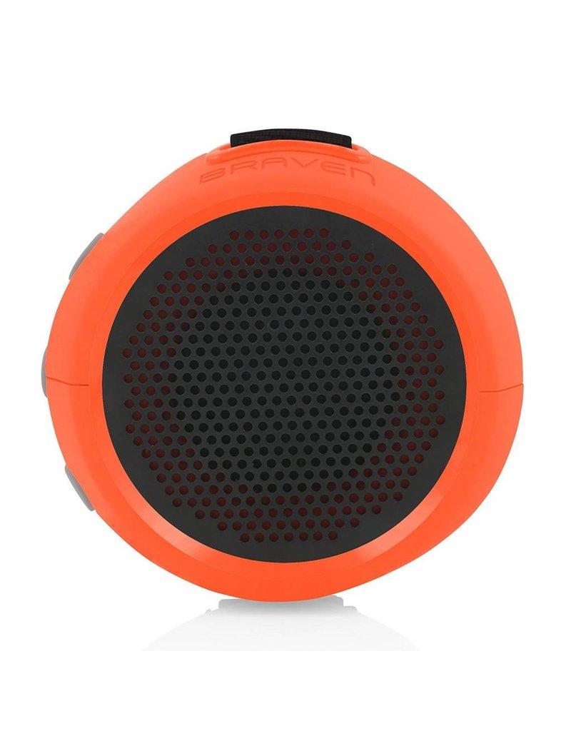 Braven B105OGG 105 Series Portable Waterproof Bluetooth Speaker, Sunset
