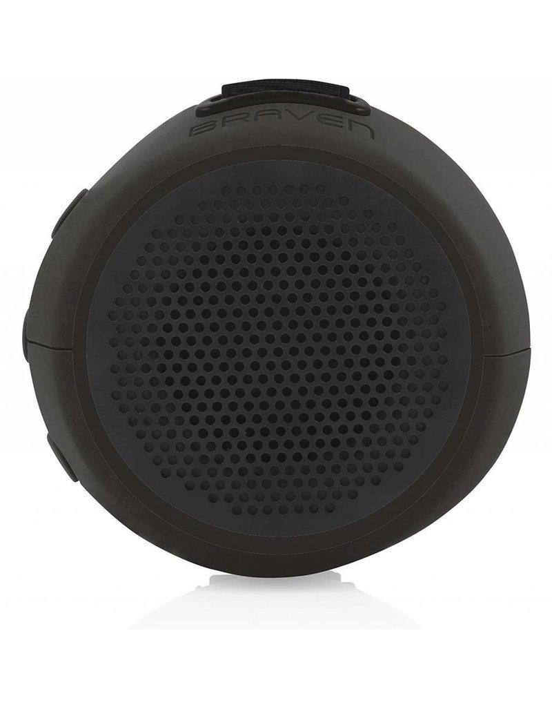 Braven  B105BBB 105 Series Portable Waterproof Bluetooth Speaker, Black