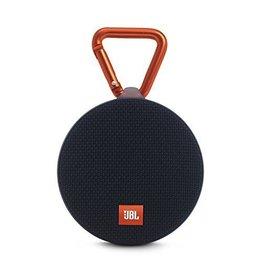 JBL Clip 2 Waterproof Portable Bluetooth Speaker, Black