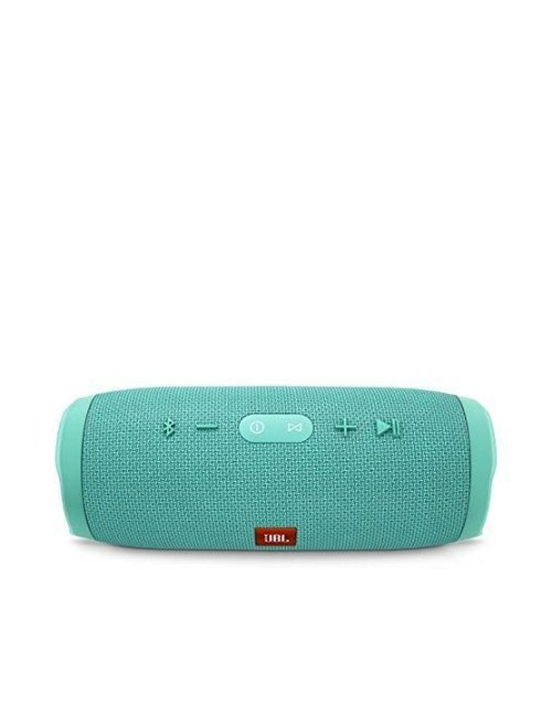 JBL Charge 3 Waterproof Portable Bluetooth Speaker  (Teal)