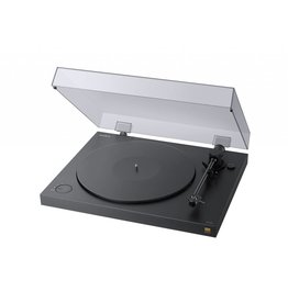 Sony PSHX500 Hi-Res USB Turntable -Black