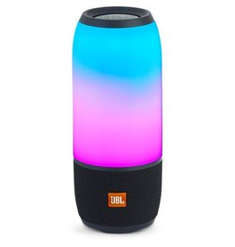 JBL Pulse 3 Portable Bluetooth Speaker - Black
