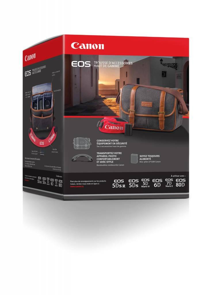 Canon PREMIUM SERIES ACCESSORY KIT LPE6N & BAG