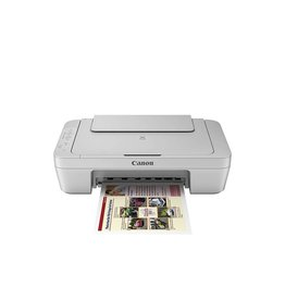 Canon MG3020 imprimante photo couleur sans fil avec scanner/copieur-Gris