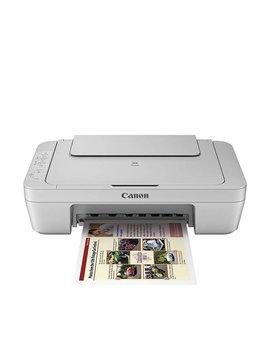 Canon MG3020 imprimante photo couleur sans fil avec scanner/copieur-Gris
