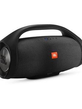 JBL Boombox Portable Waterproof Bluetooth Speaker - Black