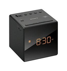 Sony ICFC1B  4W  Alarm Clock Radio , Black