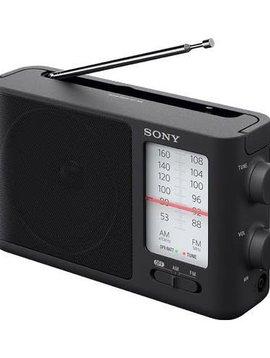 Sony ICF-506 Radio FM/AM analogique portative avec synthoniseur