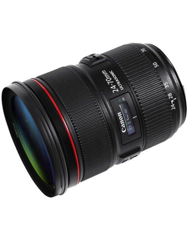 Canon EF 24-70mm f/2.8L II USM Objectif