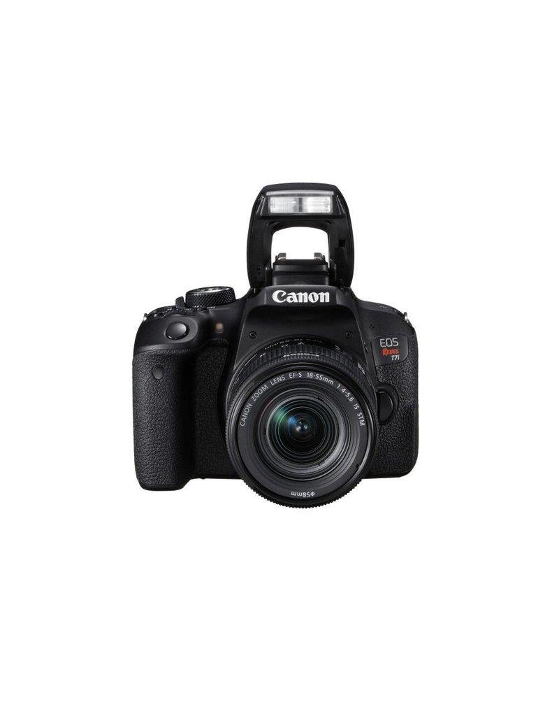 Canon EOS Rebel T7I DSLR Camera with 18-55 mm Lens kit