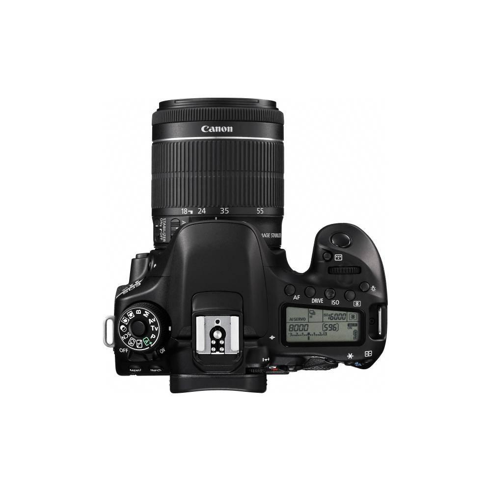 Canon EOS 80D DSLR appareil photo avec 18-55mm Objectif