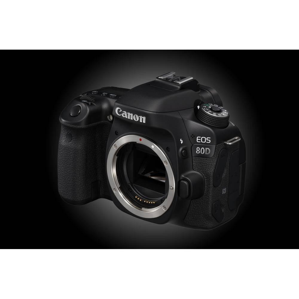 Canon EOS 80D DSLR appareil photo - Body