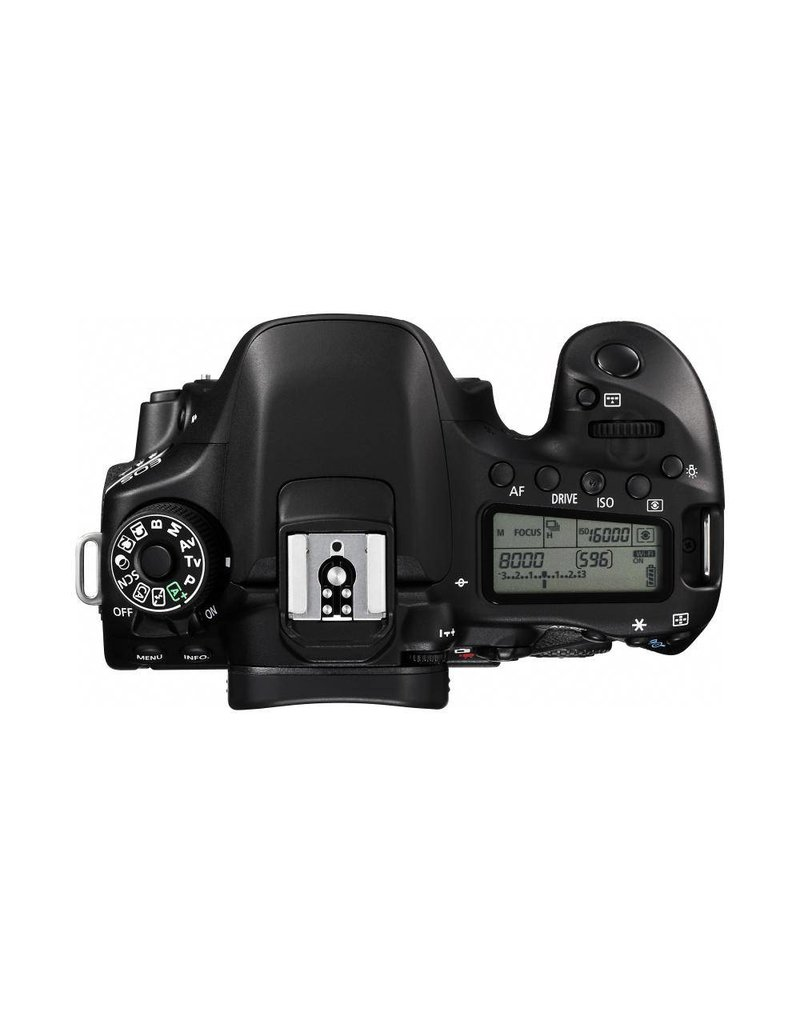 Canon EOS 80D DSLR appareil photo - Body