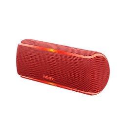 Sony SRS-XB21 -Haut-parleur portatif BLUETOOTH EXTRA BASS-Rouge