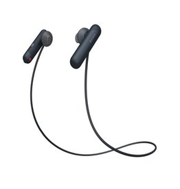 Sony WI-SP500 - earphones with mic - Black