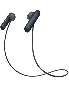 Sony WI-SP500 - earphones with mic - Black