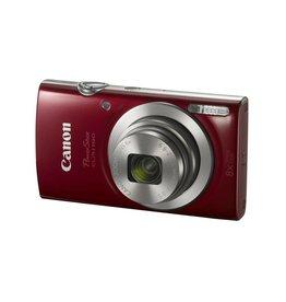 Canon PowerShot ELPH 180 Digital Camera Red