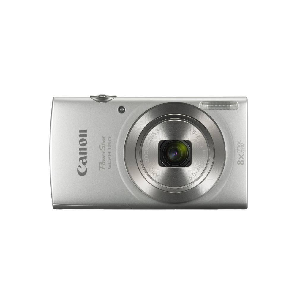 Canon PowerShot ELPH 180 Appareil photo numérique-Argent