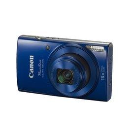 Canon PowerShot ELPH 190 IS Digital Camera Blue