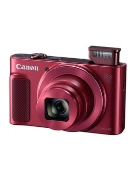 Canon PowerShot SX620 HS Digital Camera -Red