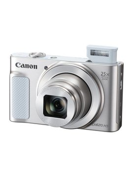 Canon PowerShot SX620 HS Digital Camera - Silver