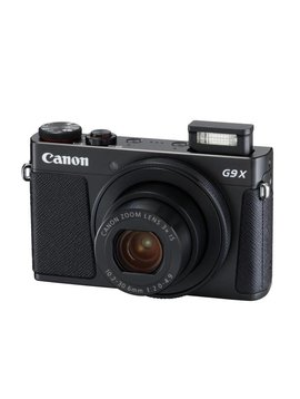 Canon PowerShot G9X Mark II Digital Camera -Black