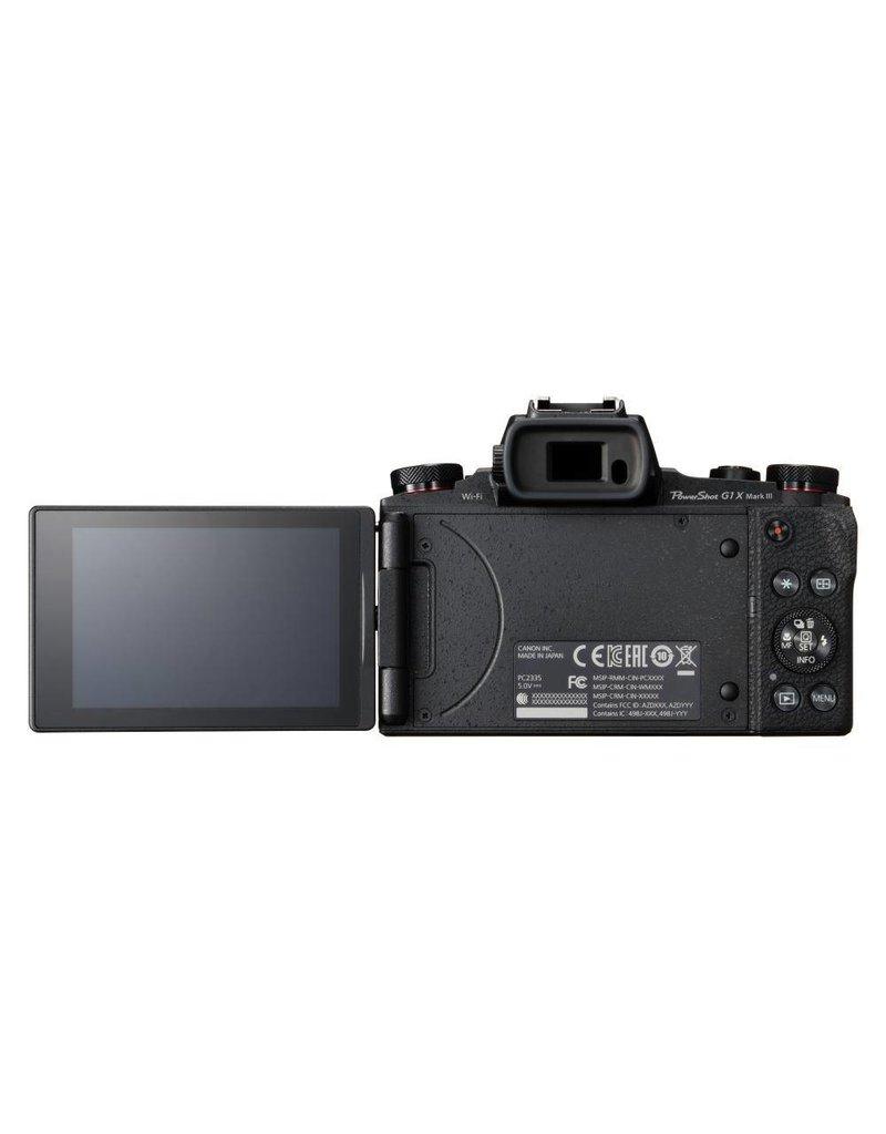Canon PowerShot G1 X Mark III Digital Camera