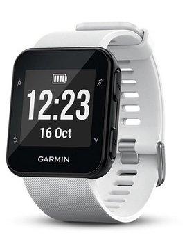Garmin Forerunner 35 GPS Running Watch with Wrist-Based Heart Rate (White)