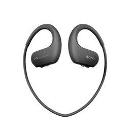 Sony NW-WS413 sports Walkman Music Player, Headband headphones - 4 GB (black)