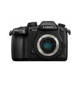 Panasonic Lumix DC-GH5 Mirrorless Micro Four Thirds Digital Camera - Body Only