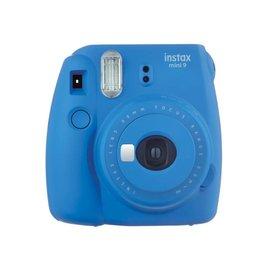FujiFilm Instax Mini 9 Instant Camera - Cobolt Blue