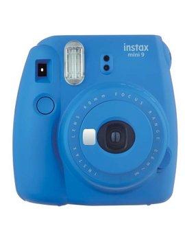 FujiFilm Instax Mini 9 appareil photo instante -   bleu cobalt