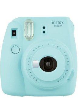 FujiFilm Instax Mini 9 appareil photo instante -  glace bleu